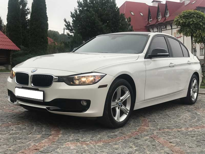 BMW 328D 2014 года, из США (Видео)