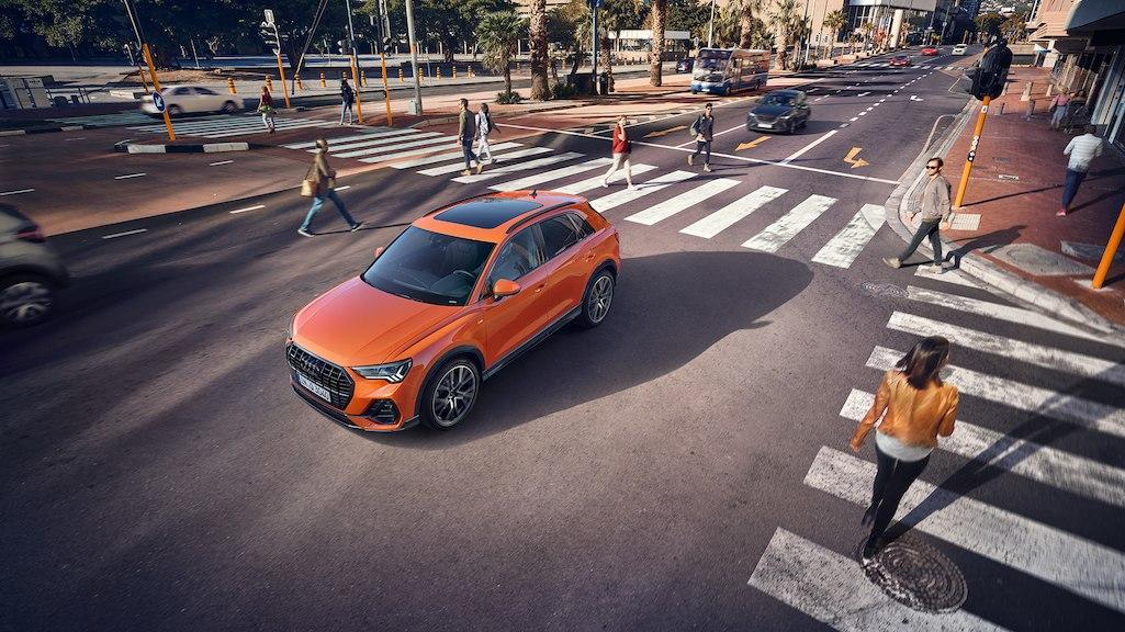 Audi Q3 2019: Долгожданное второе поколение