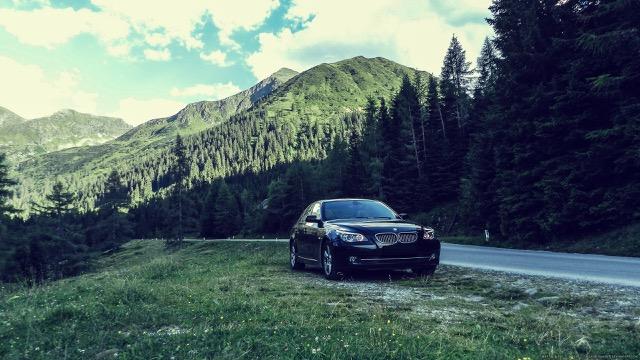 BMW 530xi. Какой он ?