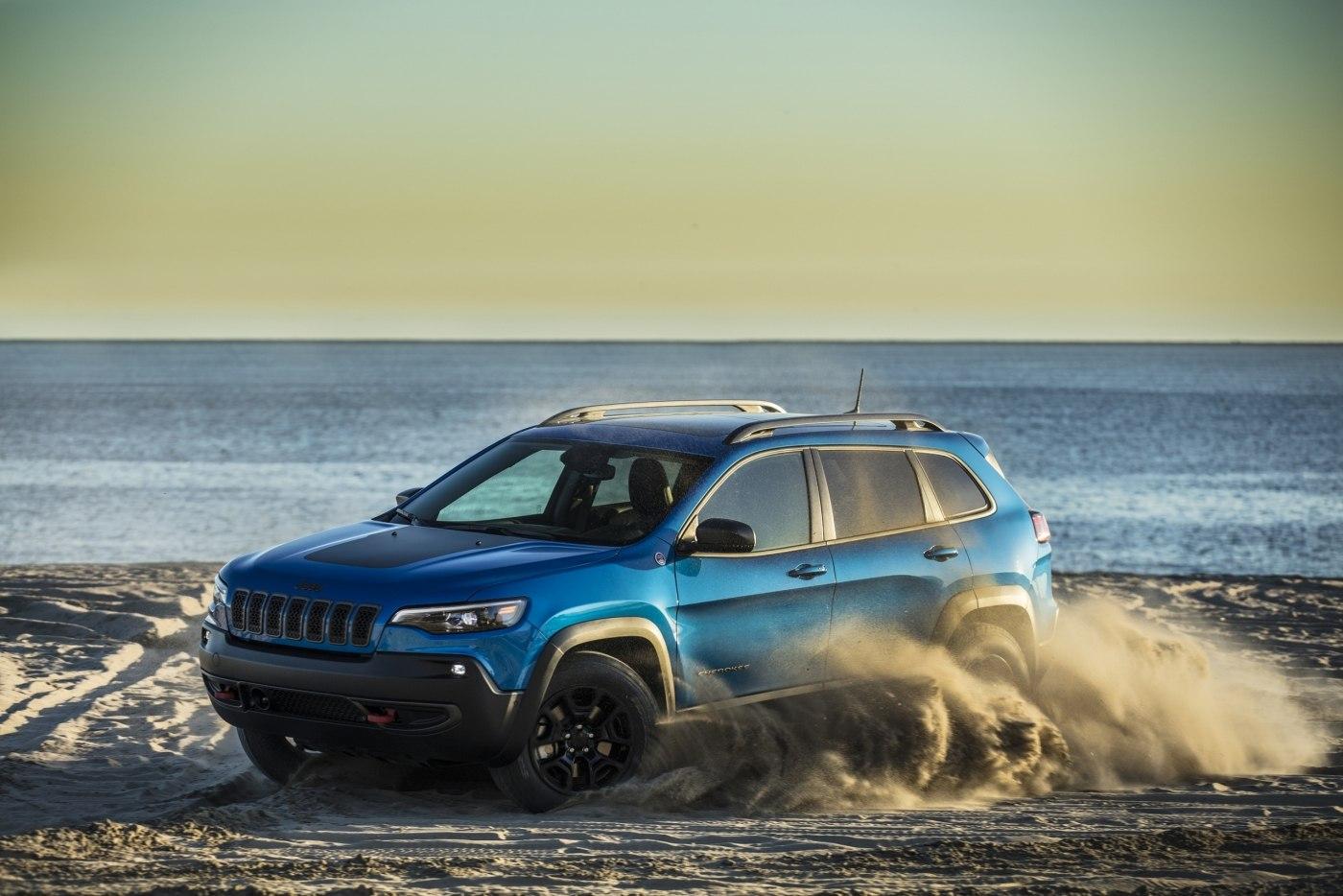 Jeep Cherokee 2019 заменит эпатажное 5 поколение