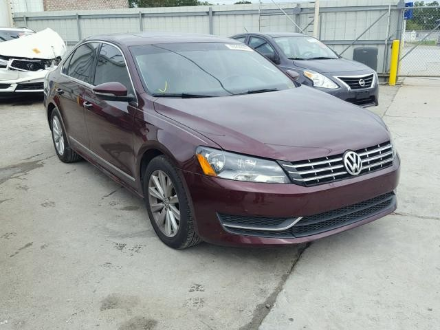 Volkswagen Passat SEL 2012