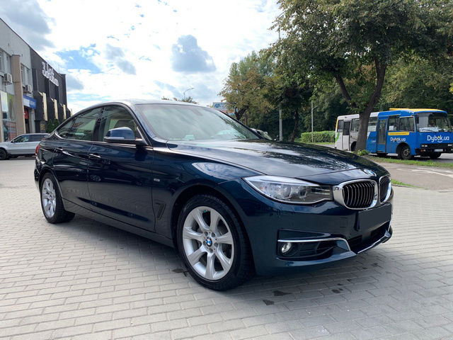 BMW 335i Gran Turismo Luxury xDrive 2015