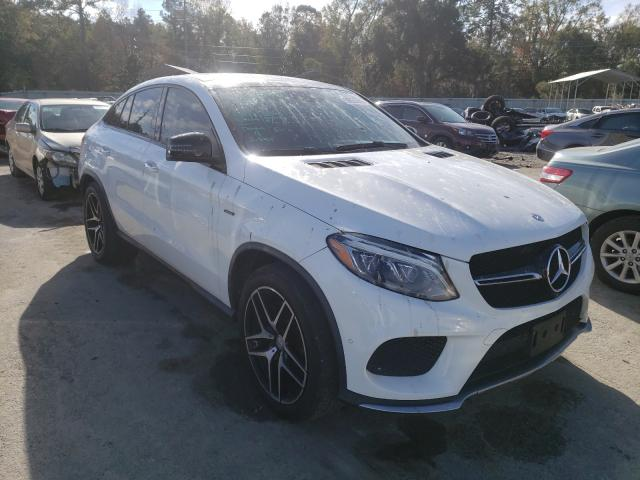 Mersedes-Benz Gle Coupe 450 4Matic 2016