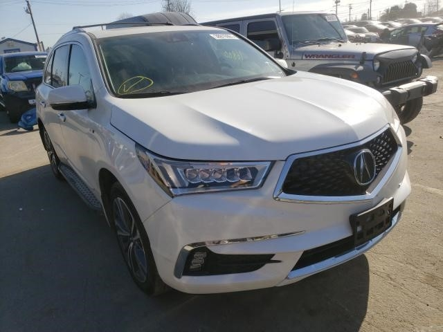 Acura MDX Sport Hybrid Technology 2019