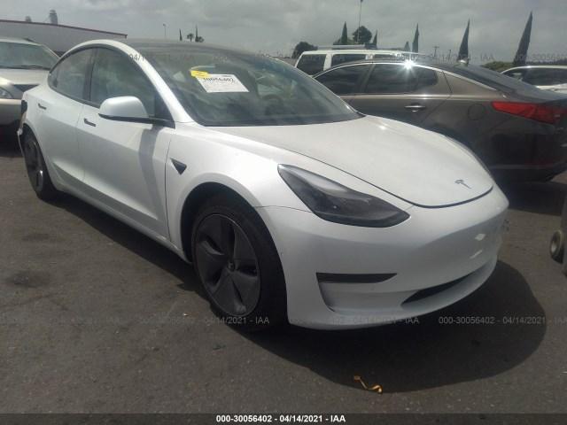 Tesla Model 3 Standard Range Plus 2021