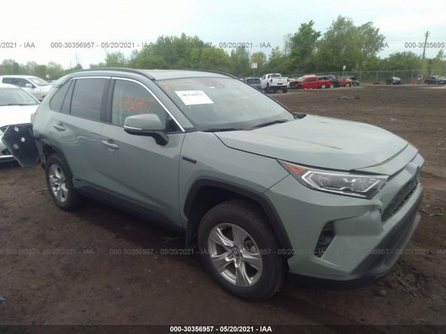 Toyota RAV4 Hyrid XLE 2020