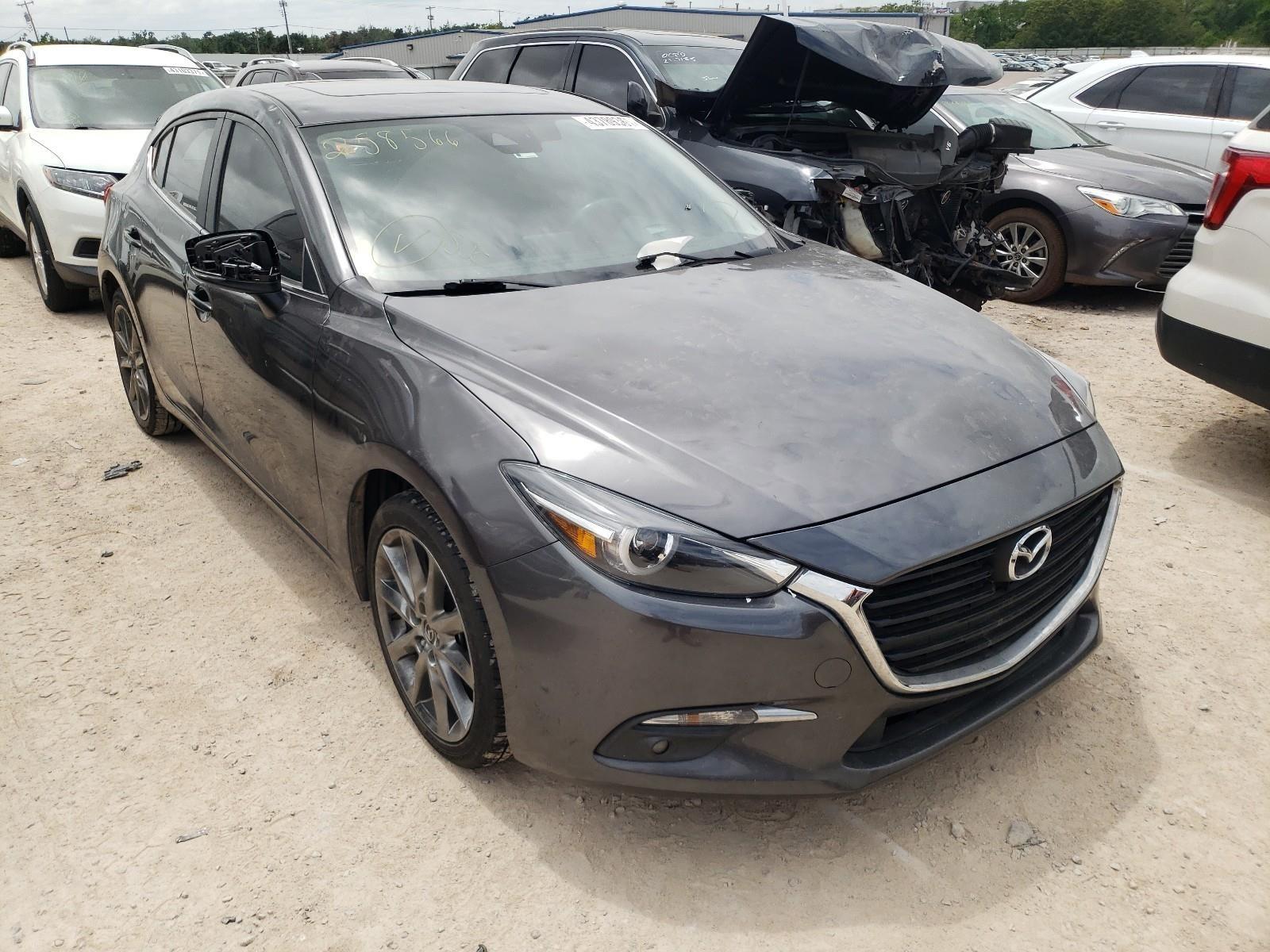Mazda 3 Grand Touring 2018