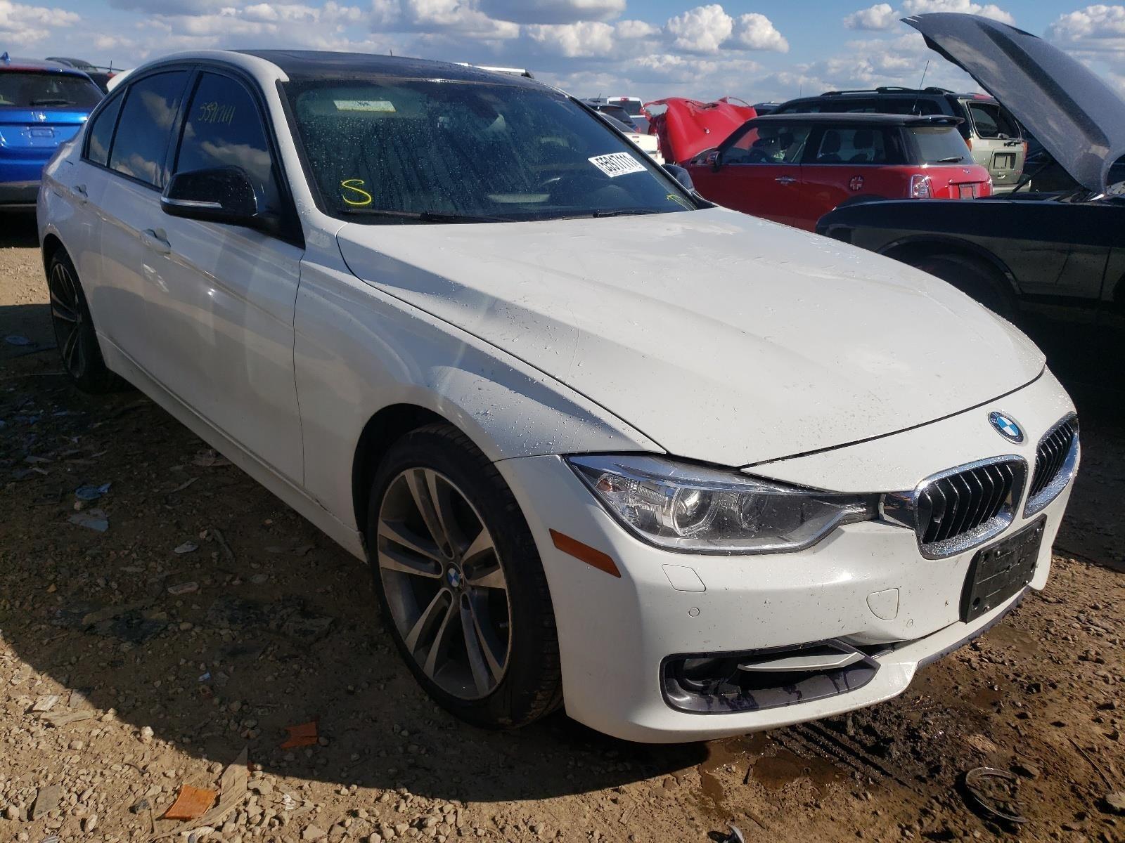 BMW 328 XI Sulev 2014